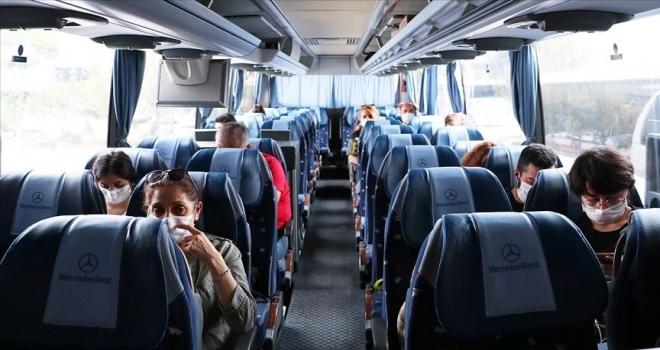 Yolcular da otobüs firmaları da
