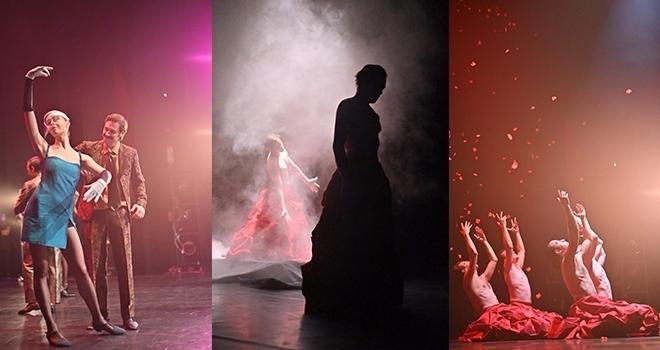 """SamsunDevlet Opera ve Balesi """"Rondo Ala Turka - Güldestan"""" balesini tekrar sahneledi"""