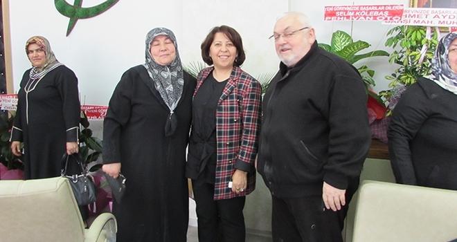 Ladik Belediye Başkanı Nurhan Yapıcı Özel: Ladik'i geliştireceğiz