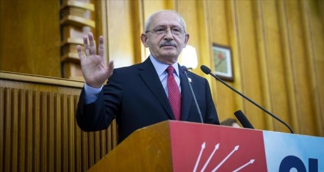 CHP Genel Başkanı Kılıçdaroğlu: Bir müftüyü hedef seçip Müslümanları cezalandırmak istiyorlarsa, sonuç alamazlar