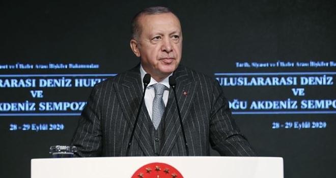 Cumhurbaşkanı Erdoğan: Ermenistan işgal ettiği Azerbaycan topraklarını derhal terk etmelidir