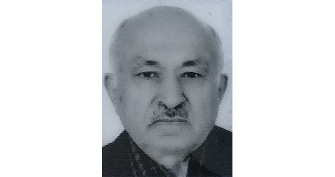 Samsun'da Namaz kılarken hayatını kaybetti