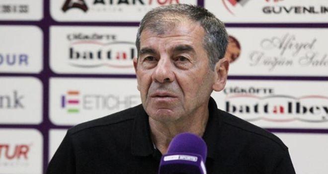 Ankara Keçiörengücü Teknik Sorumlusu Hamdi Yılmaz'dan Samsunspor Maçı Sonrası Açıklama
