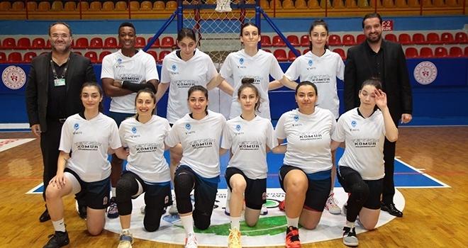 Samsun Basketbol 1919 Kayseri'ye Hazır