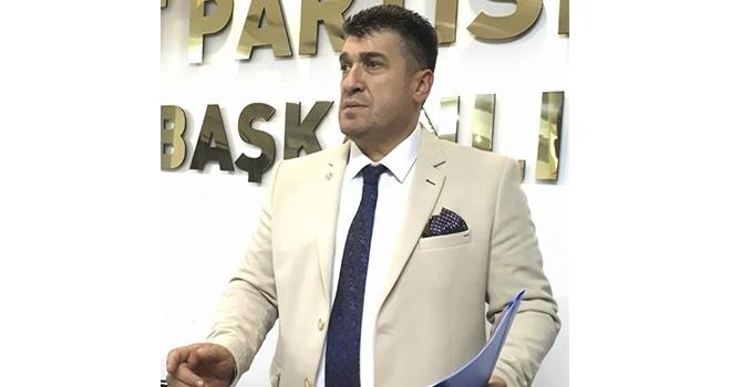 SP Samsun İl Başkanı Armutçu: Üretime dayalıpolitikalar geliştirilmeli