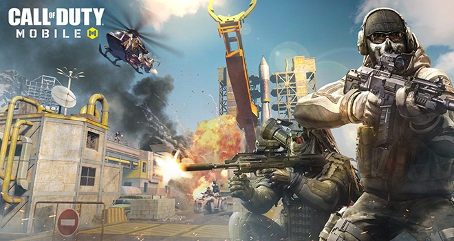 Call Of Duty: Mobile 1 Ekim'de Geliyor!
