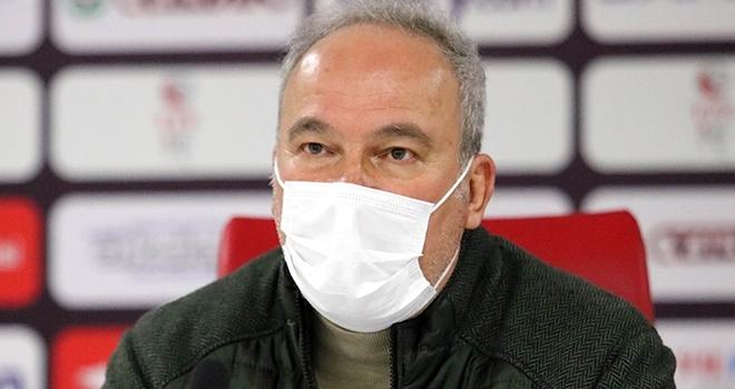 Eskişehirspor Teknik Direktörü Cengiz Seçsev'den Samsunspor Maçı Sonrası Açıklama