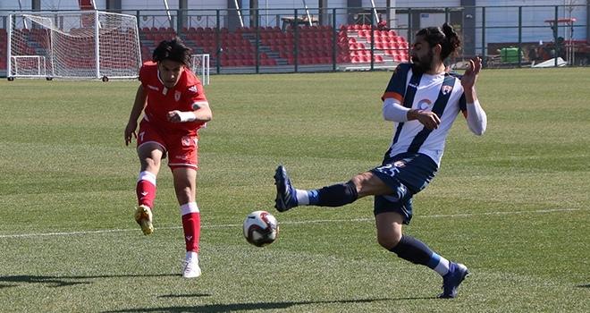 Samsunspor U19 takımı ile Atakum Belediyespor arasında kıran kırana maç!
