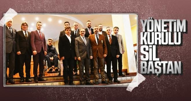 Yılport Samsunspor'da Yönetim Kurulu Sil Baştan!