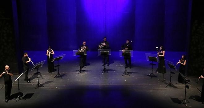 Samsun'da 'Üflemeli Gecesi' konseri