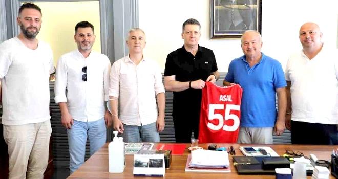 Samsunspor Basketbol'a 4 sponsor daha