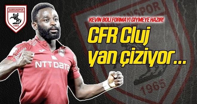 Boli gelmek istiyor, CFR Cluj yan çiziyor...