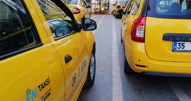 İzmir'de taksi ücretine zam