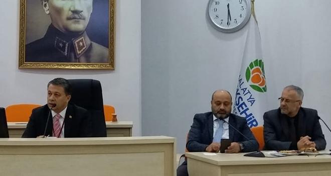 KGK üyeleri Malatya'da buluştu