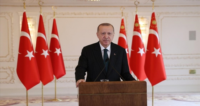 Cumhurbaşkanı Erdoğan: 2021 yılı demokratik ve ekonomik reformlar yılı olacaktır
