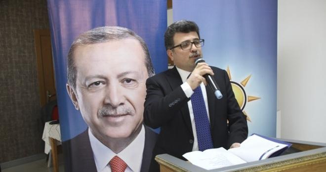 AK Parti Bafra İlçe Başkanı Semiz: Sosyal Medyada Her Türlü Yalan Var