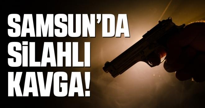 Samsun'da Silahlı Saldırıda Kaza Kurşunu!