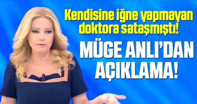 ATV Müge Anlı ile Tatlı Sert canlı yayınında beklenen özür açıklaması geldi