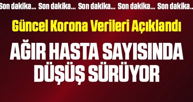 Sağlık Bakanlığı açıkladı: İşte 19 Ocak Türkiye koronavirüs tablosu