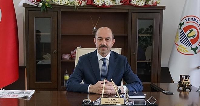 Başkan Kılıç'tan 'kurban bayramı' mesajı