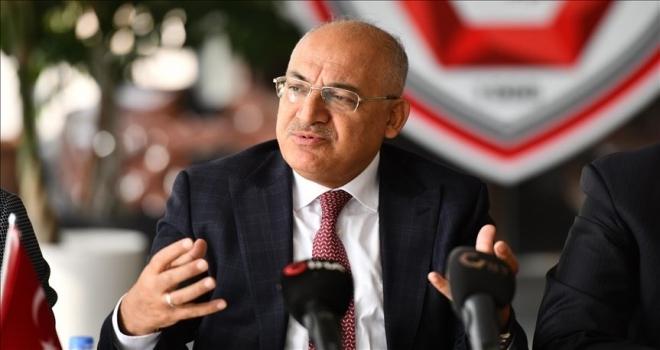 Gaziantep Futbol Kulübü Başkanı Büyükekşi takımından memnun