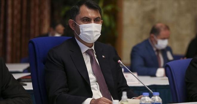 Çevre ve Şehircilik Bakanı Kurum: Kentsel dönüşümde 39 milyar lira bedelle 110 bin konutun dönüşümünü başlattık