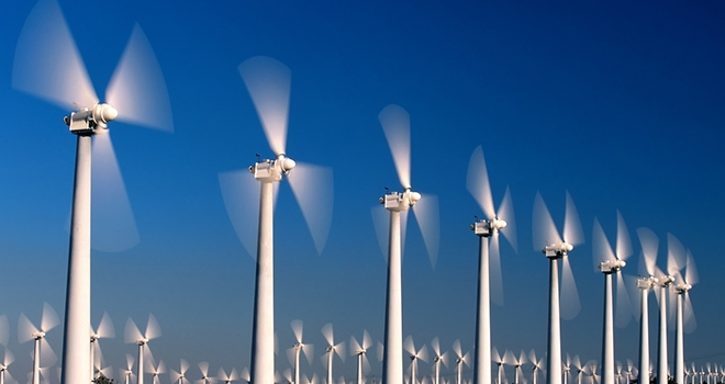 2020'de Rüzgar Enerjisinde Hedef 10 GW Sınırını Geçmek
