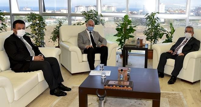 OMÜ Rektörü Prof. Dr. Yavuz Ünal: Yeni bir soluk ve heyecanla işe sarılıyoruz