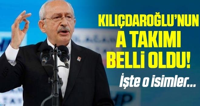 Son dakika… CHP Merkez Yürütme Kurulu (MYK) üyeleri belli oldu