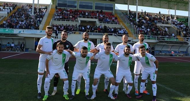 Lider Çarşambaspor Şampiyonluğa Koşuyor