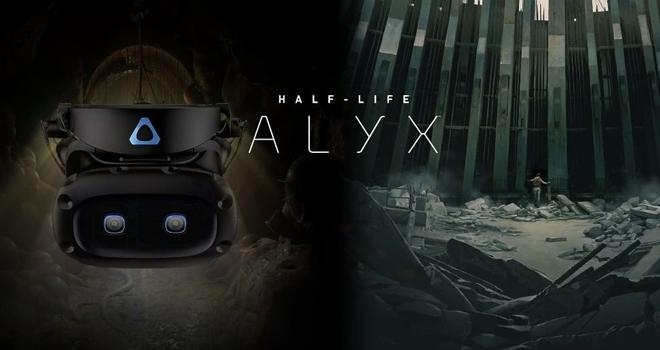 Sanal Gerçekliğe Half-Life: Alyx Dopingi