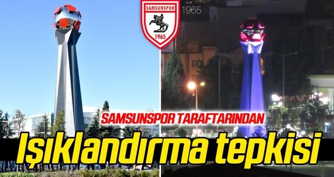 Büyükşehir'in 20 Ocak Anıtı'nın ışıklandırması şaşırttı!