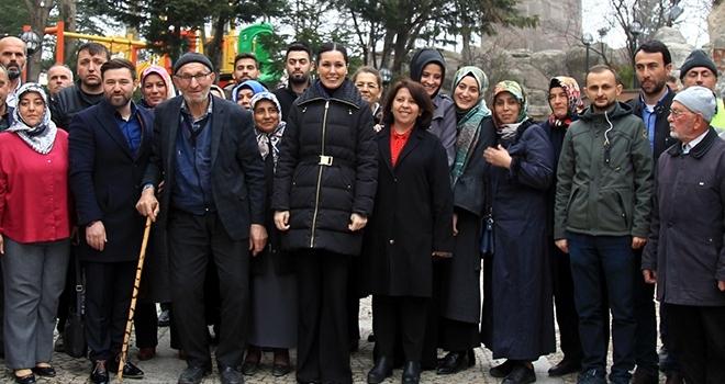 AK Parti Genel Başkan Yardımcısı Çiğdem Karaaslan: Oyunlarınıbozacağız