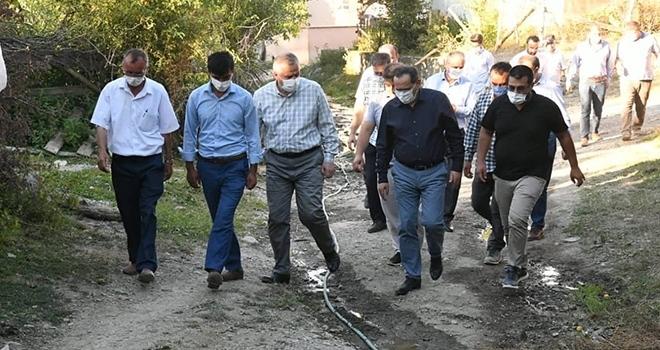 Başkan Kılıç: Her mahallemize hizmet götürme çabasındayız