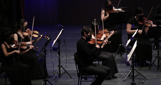 """SamsunDevlet Opera ve Balesi """"Barok Konseri"""" verdi"""