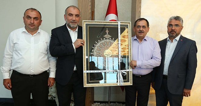Mustafa Demir: Hizmette Ayrım Olmayacak