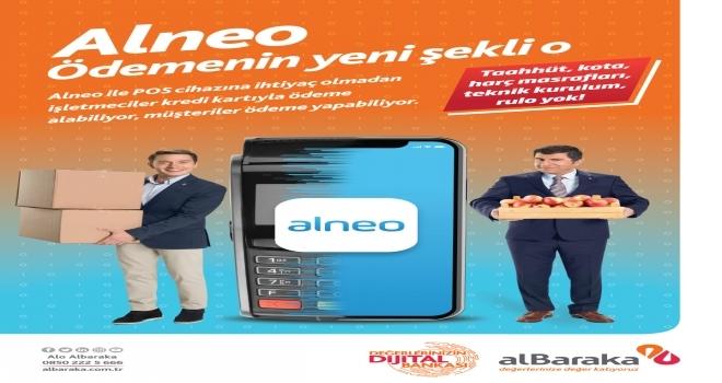 Akıllı Telefonları Pos Cihazına Çeviren Alneo Uygulaması Yayınlandı