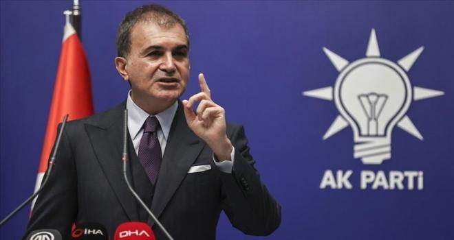 AK Parti Sözcüsü Çelik: Darbeyle ilgili açıklamalar darbe çağrısıdır, utanılması gereken bir yaklaşımdır