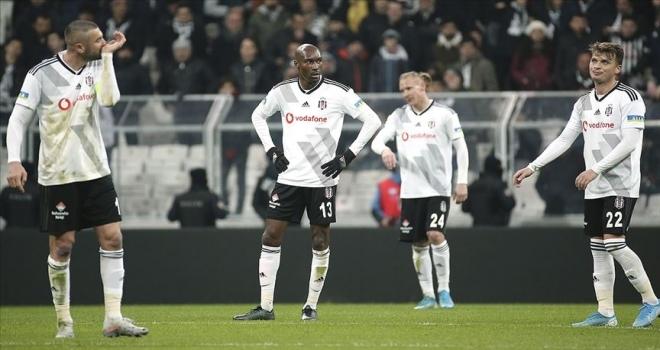 Beşiktaş yeni başlangıç peşinde