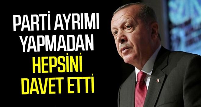 Erdoğan Büyükşehir Başkanları'nı topluyor