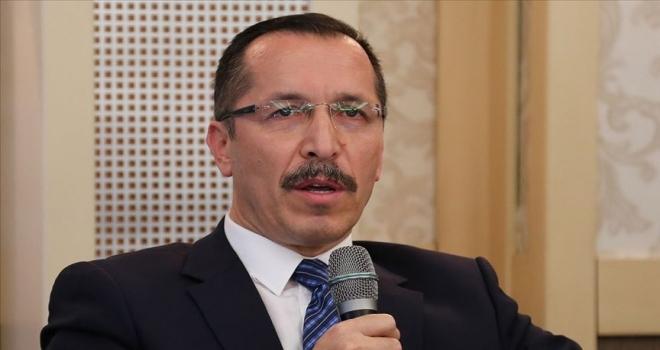 Pamukkale Üniversitesi Rektörü Hüseyin Bağ görevinden uzaklaştırıldı