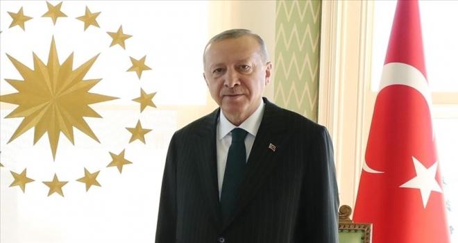 Cumhurbaşkanı Erdoğan, Fatih sondaj gemisini ziyaret etti