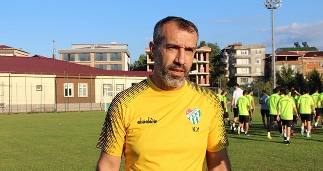 Çarşambaspor Teknik Direktörü Kenan Yelek: İyi Mücadele Güzel Sonuç