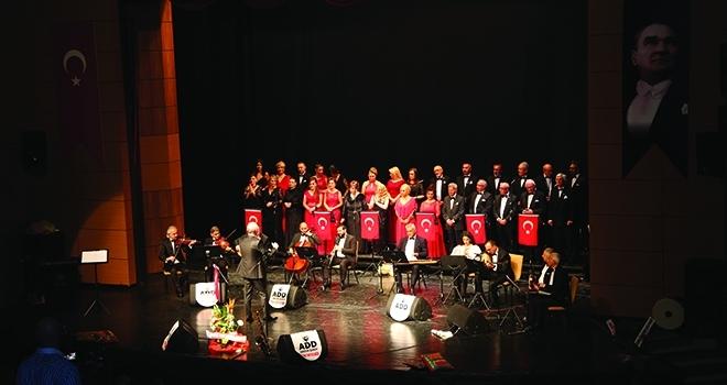 ADD Samsun'dan muhteşem konser
