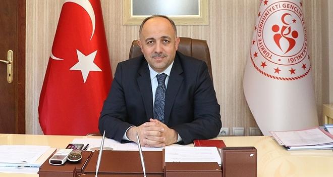 Kasapoğlu: 'Samsun'da herkesin spor yapmasını hedefliyoruz'