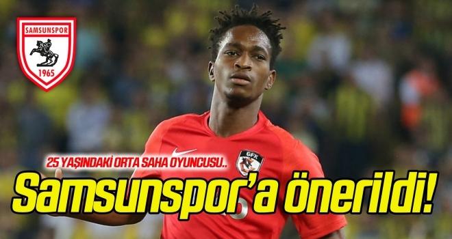 Yılport Samsunspor'a önerildi! Anlaşma son dakikada iptal oldu...