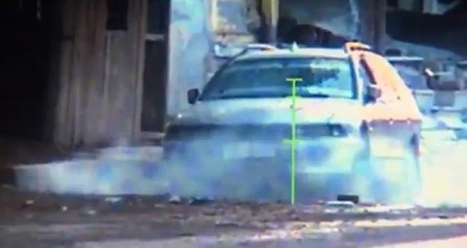 MSB: Bomba yüklü araç imha edildi