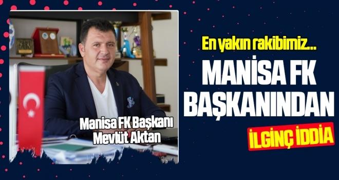 Samsunspor Haberleri | Manisa FK Başkanından İlginç İddia!
