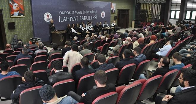 Şehitler, İlahiyat'ta konser ile anıldı