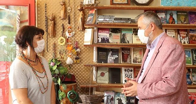 Bafra Belediye Başkanı Hamit Kılıç: Amacımız farkındalık oluşturmak